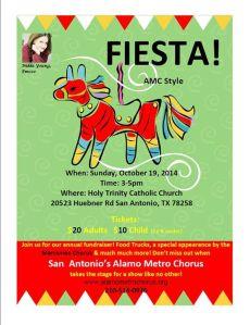Fiesta AMC Style - Flyer