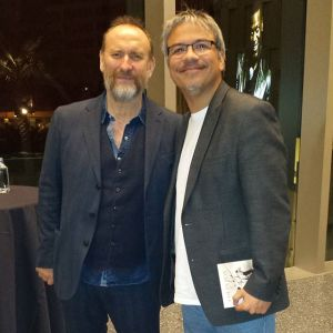 Me and Colin Hay
