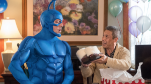 The Tick and Arthur's Stepdad